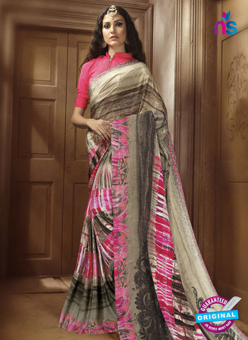 LT 1005 Multicolor Casual Saree