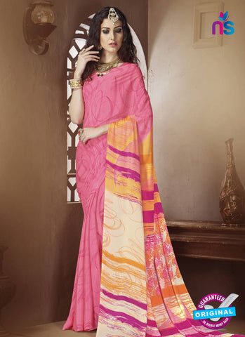 LT 1007 Pink Casual Saree
