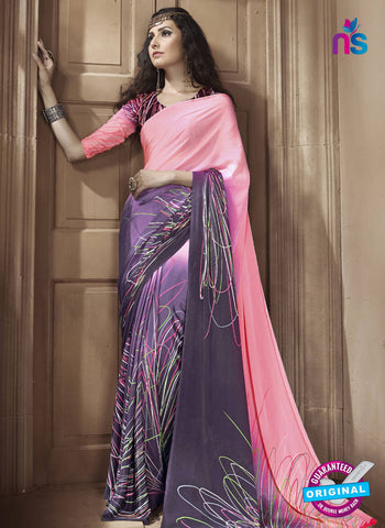LT 1008 Multicolor Casual Saree