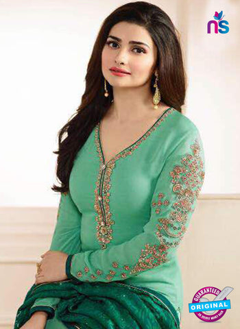 Vinay Fashion 5551 Green Party Wear Suit