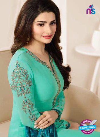 Vinay Fashion 5553 Sea Green Party Wear Suit