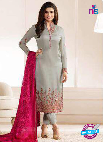 Vinay Fashion 5555 Grey Party Wear Suit