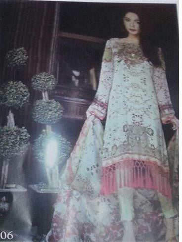 NS11262 Offwhite Daily Wear Printed Satin Pakistani Suit