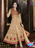 NS10473 B Red and Brown Georgette Designer Suit