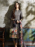 NS10640  Grey Color Pashmina Long Designer Suit