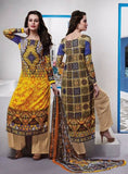 Haya 5579 Yellow Color Lawn Cotton Designer Suit