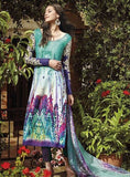 Jinaam 8407 Multicolor Cotton Designer Suit