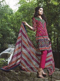 Lamhe 25002A  Red Color Pashmina Designer Suit