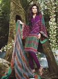 Lamhe 25002B  Purple Color Pashmina Designer Suit