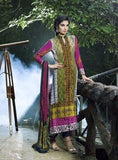 Lamhe 25003B  Green Color Pashmina Designer Suit
