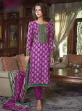 NS11490  Purple Color Pashmina Designer Suit