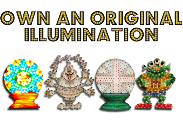 Own an Original Illumination