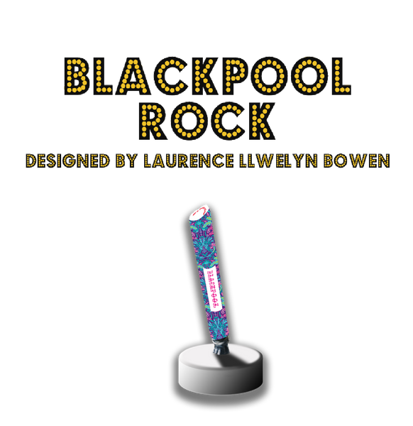 Your Blackpool Rock Designed by Laurence Llewelyn Bowen