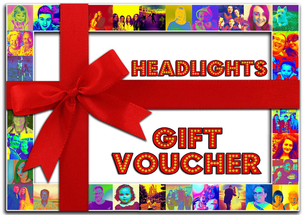 Blackpool Illuminations Gift Card