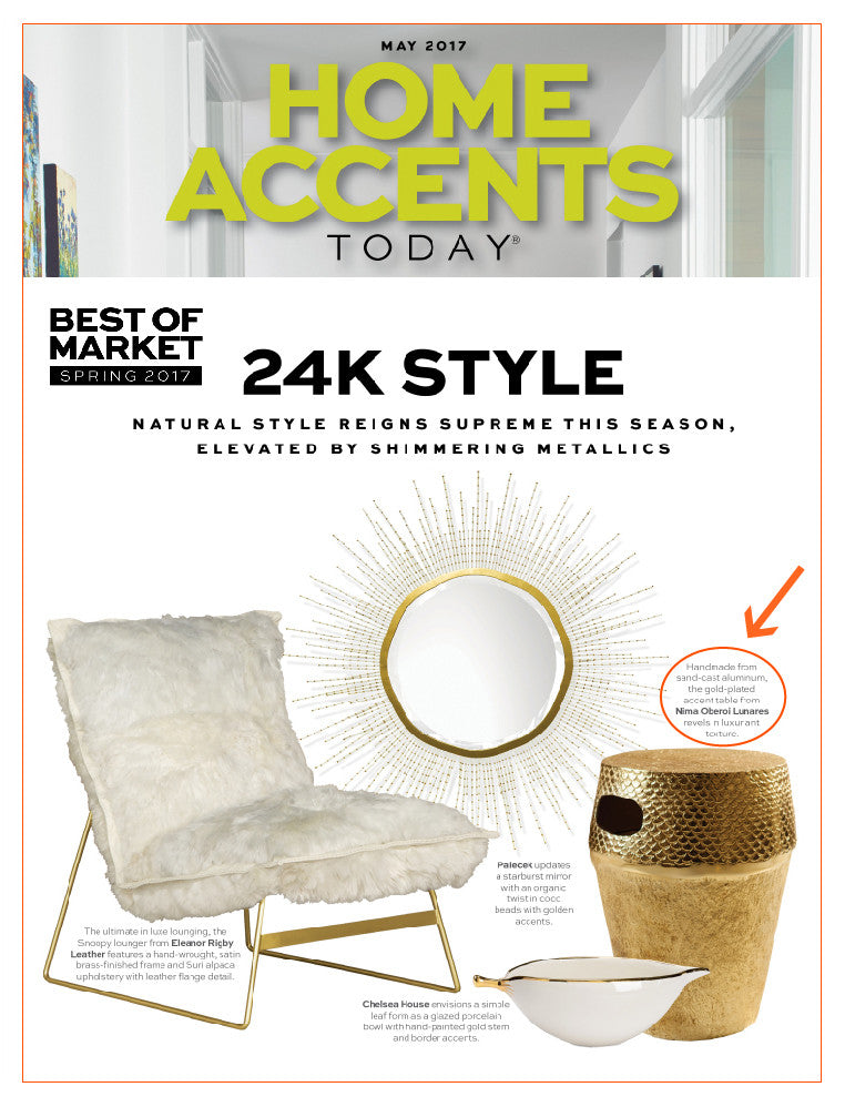 Home Accents - Best of Market 2017