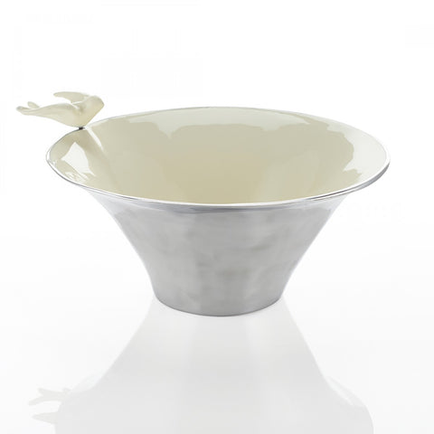 Dove Bowls Lg Oyster