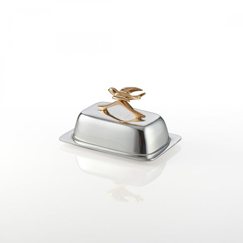Dove Butterdish