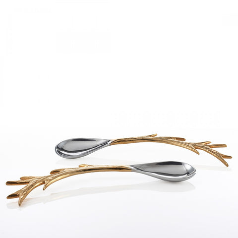 Staghorn Serving Set
