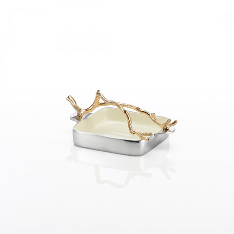 Lodge Cocktail Napkin Holder Oyster