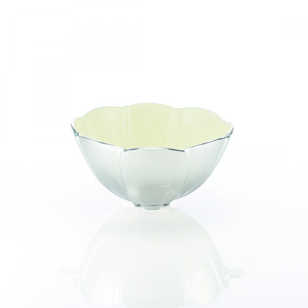 Origami Bowl Lg Oyster