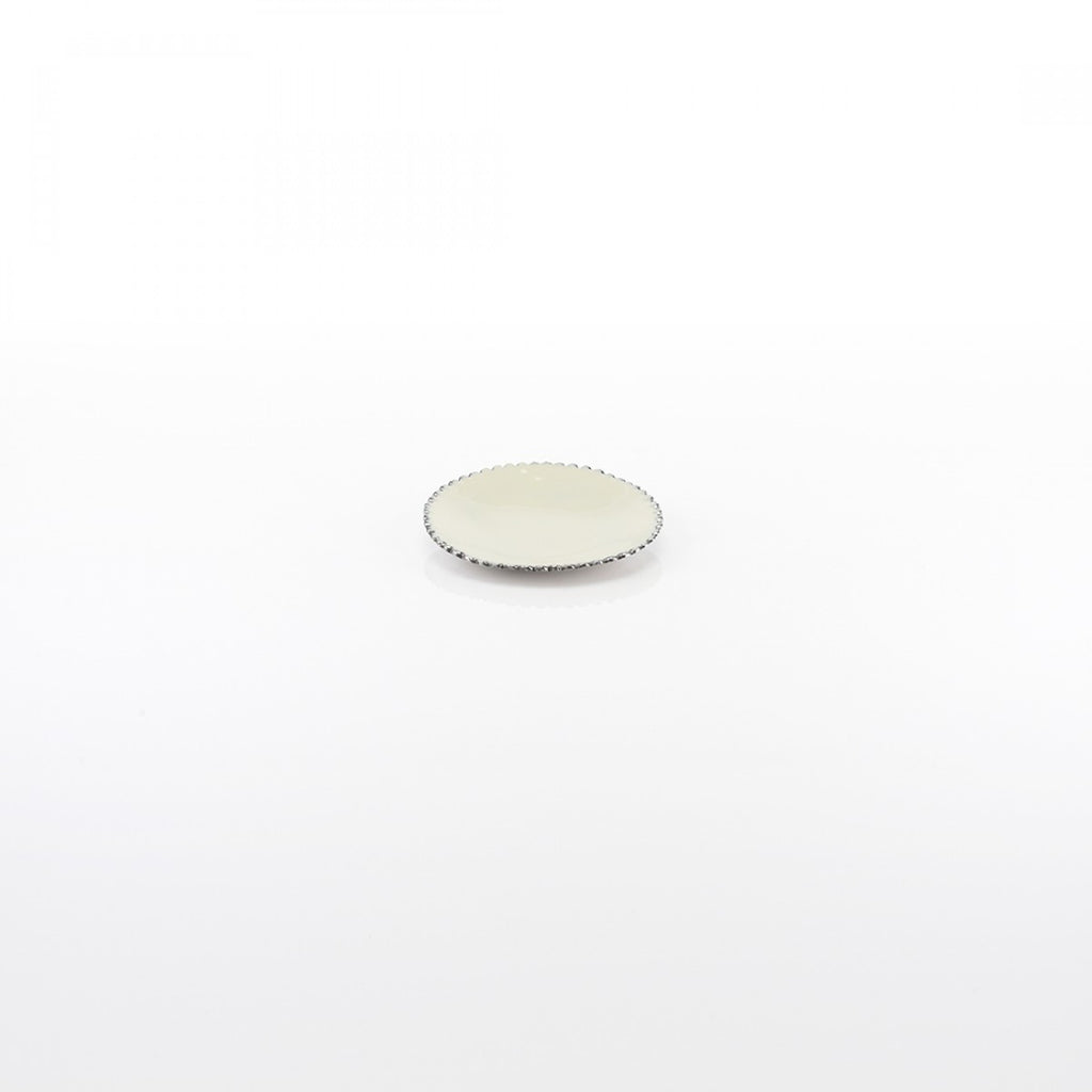 Beaded Mini Plate - Nima Oberoi Lunares