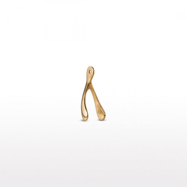 Wishbone Gold X-Small