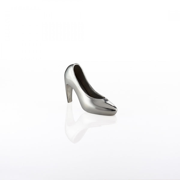 Stiletto Shoe/Bookend Polished