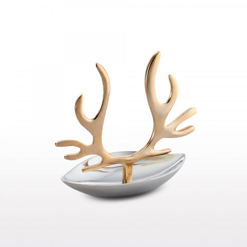Antler Jewelry Holder