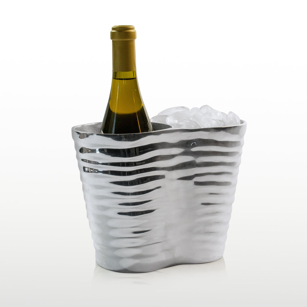 Aquos Wine Chiller W/ Ice Pocket