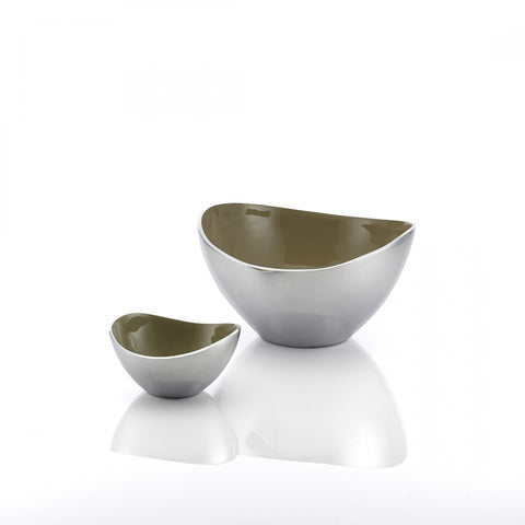 Curve Bowl Taupe