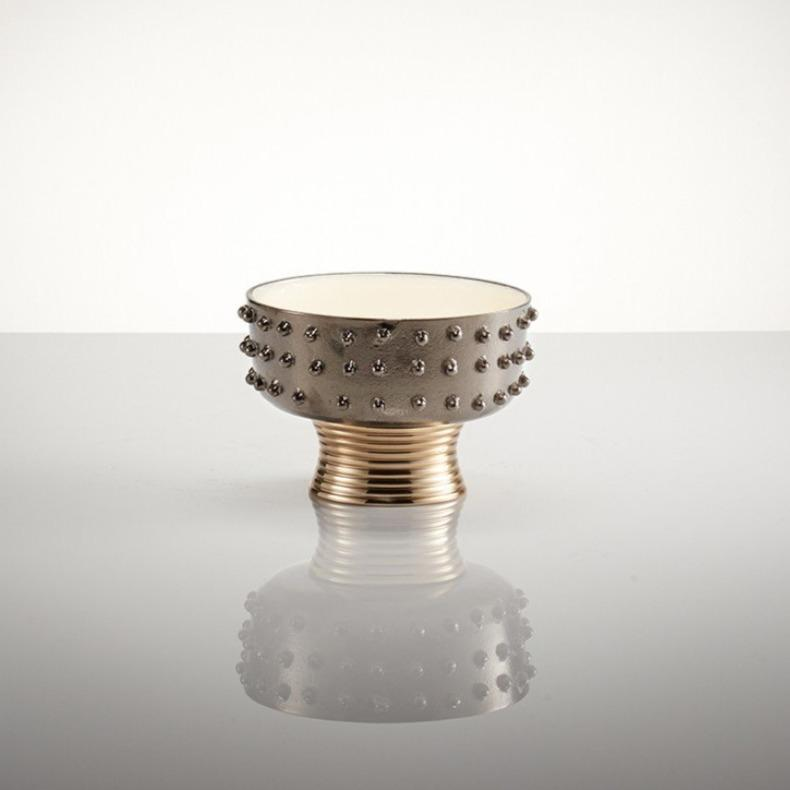 Djembe Wine Caddy/Nut Dish