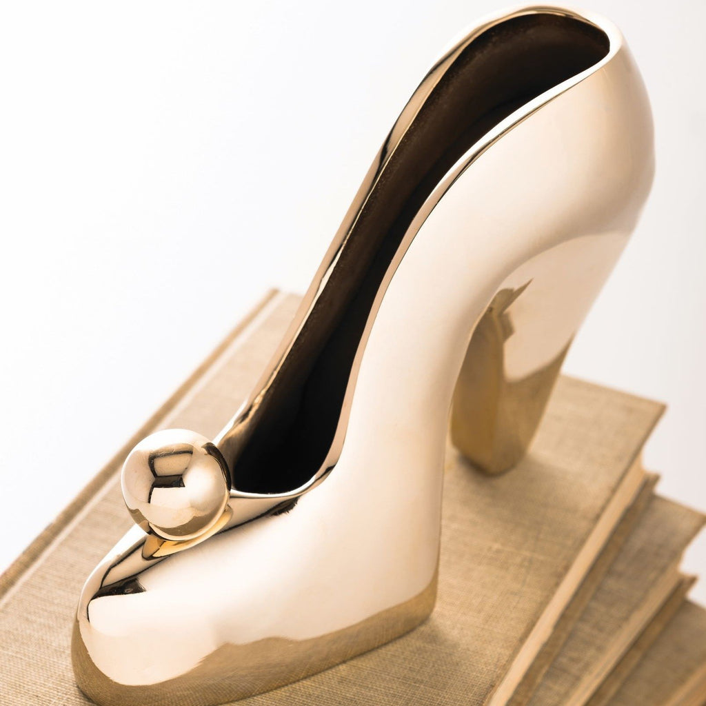 Lulu Shoe / Bookend - Nima Oberoi Lunares