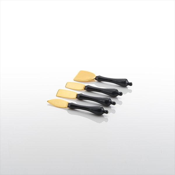 Pod Cheese Knife Set Graphite