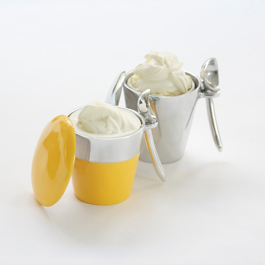 'Pop' Pint Ice Cream Holders