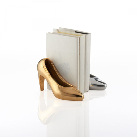 Stiletto Shoe/Bookend