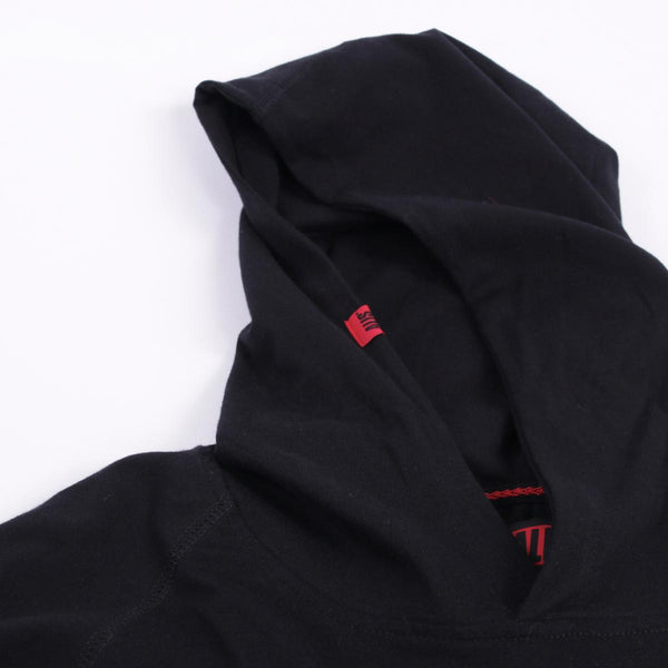 ALIS PATCH LIGHT HOODIE
