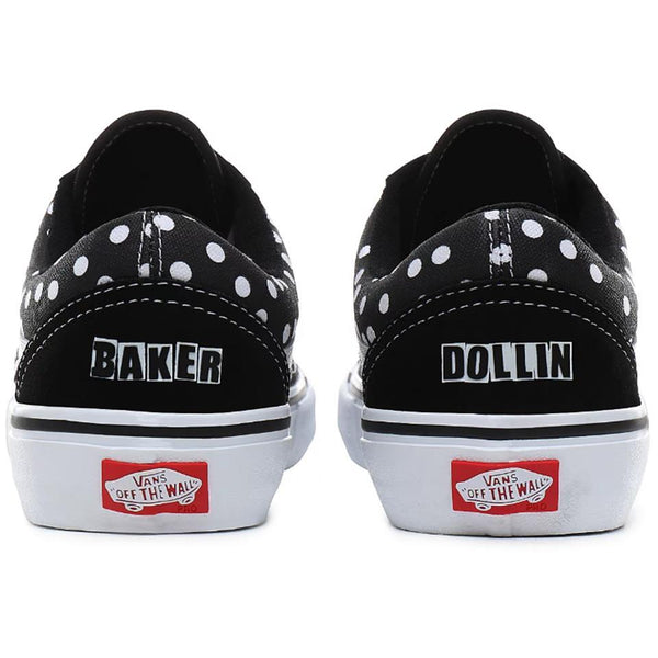 VANS OLD SCHOOL PRO X BAKER DOLLIN DOTS