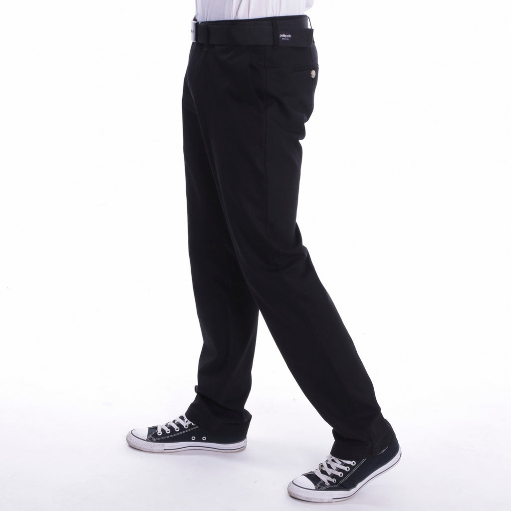 SIDE - ALIS CLASSIC BOX LOGO CHINO BLACK