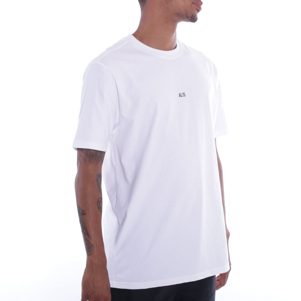 ALIS MINIATURE TEE WHITE, side
