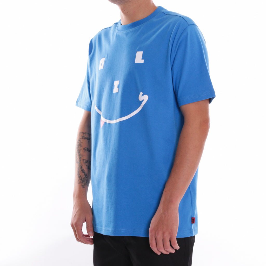 ALIS HAPPY DAYS TEE CLASSIC BLUE, side