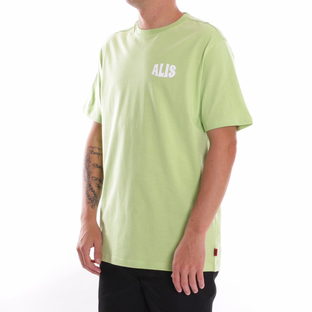 ALIS XPERIENCE TEE PISTACHIO, side