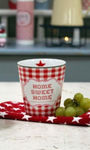 Happy mug - Home sweet home - Krasilnikoff