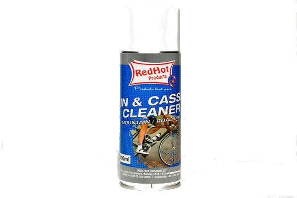 Redhot Chain And Cassette Cleaner 400ml