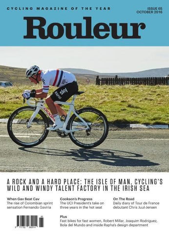 """Rouleur"" Issue 65 Travel Edition"