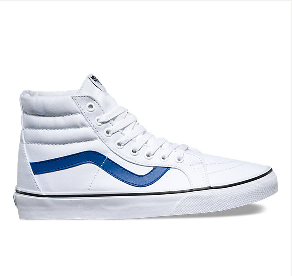 Vans SK8-HI Canvas Re-Issue - Hunter Cycling  - 1