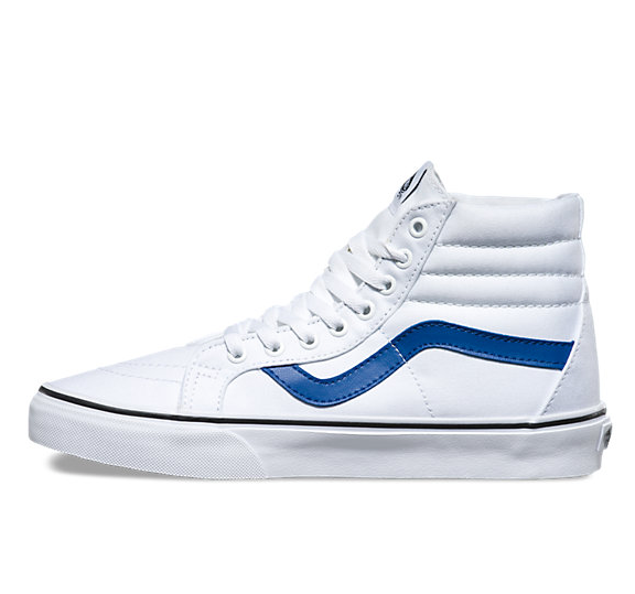 Vans SK8-HI Canvas Re-Issue - Hunter Cycling  - 3