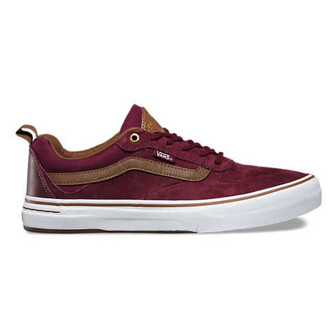 Vans Kyle Walker Pro (Red Dahlia) - Hunter Cycling  - 1