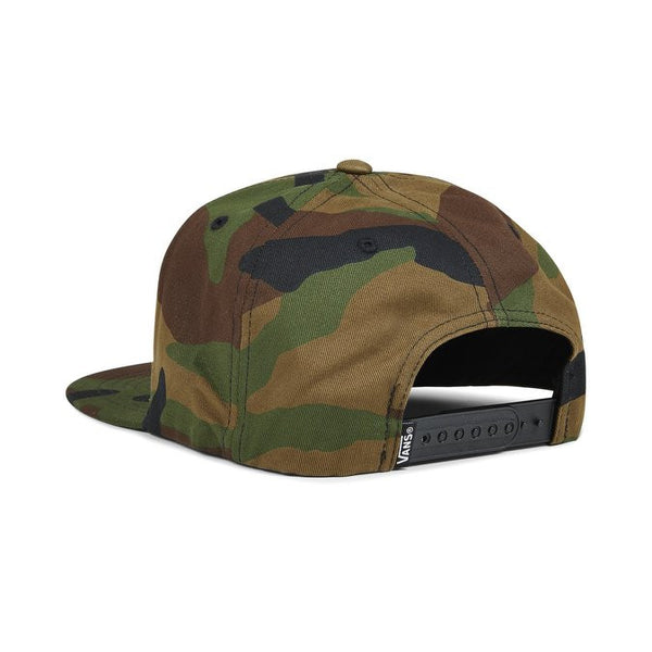 Vans FULL PATCH SNAPBACK HAT - Hunter Cycling  - 2