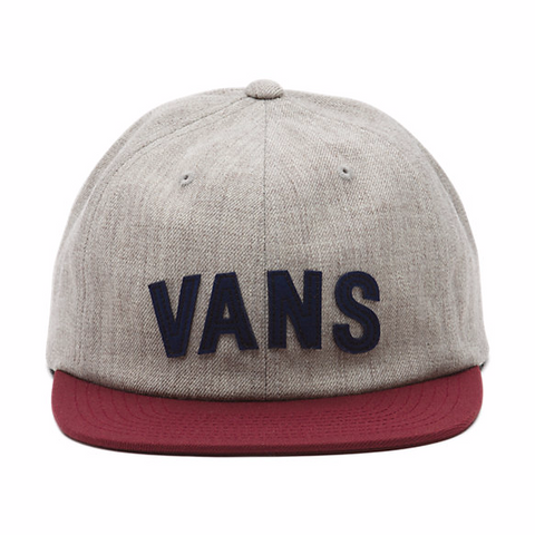 Vans TAG UNSTRUCTURED HAT - Hunter Cycling  - 1