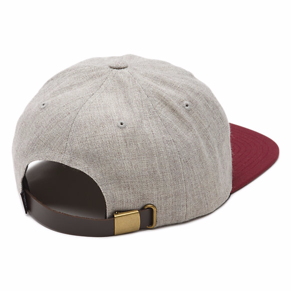Vans TAG UNSTRUCTURED HAT - Hunter Cycling  - 2